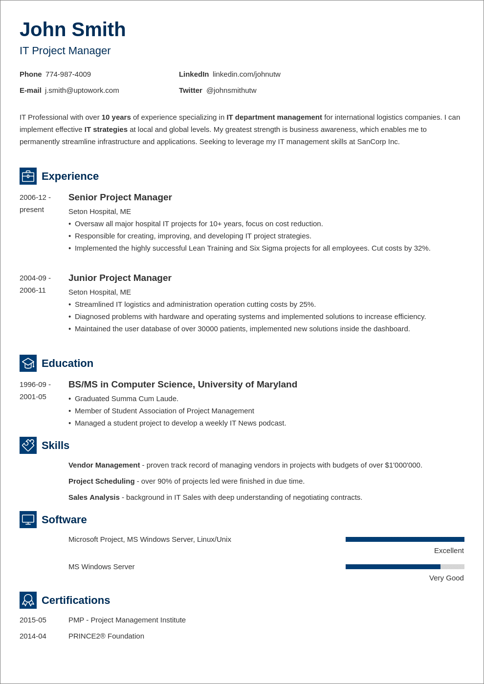 25 Resume Templates For Microsoft Word [Free Download] Within Blank Resume Templates For Microsoft Word