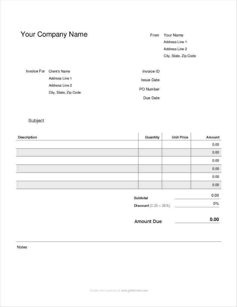 27+ Free Pay Stub Templates - Pdf, Doc, Xls Format Download With Regard To Blank Pay Stub Template Word