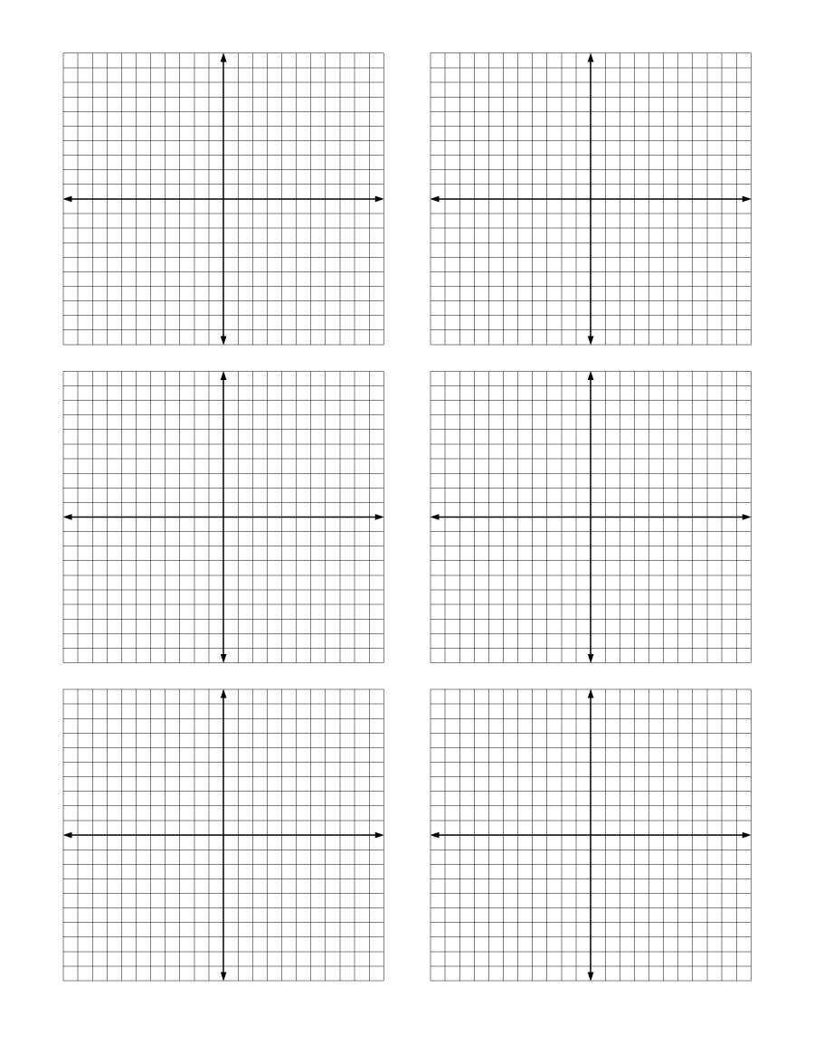 30+ Free Printable Graph Paper Templates (Word, Pdf) ᐅ Throughout Graph Paper Template For Word