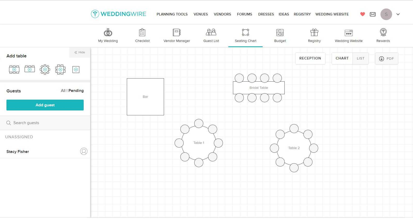 5 Free Wedding Seating Chart Templates Within Wedding Seating Chart Template Word