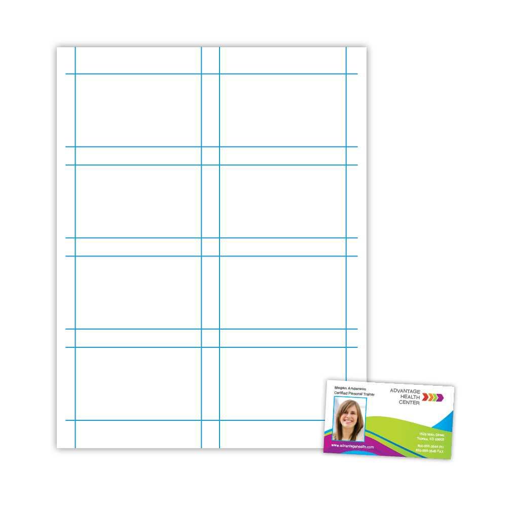 76 Create Word Business Card Blank Template Makerword For Plain Business Card Template Word