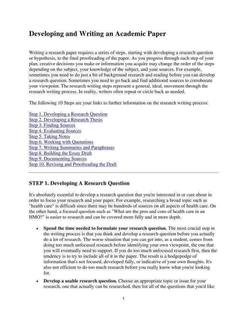 8+ Academic Paper Templates - Pdf   Free & Premium Templates Pertaining To Scientific Paper Template Word 2010