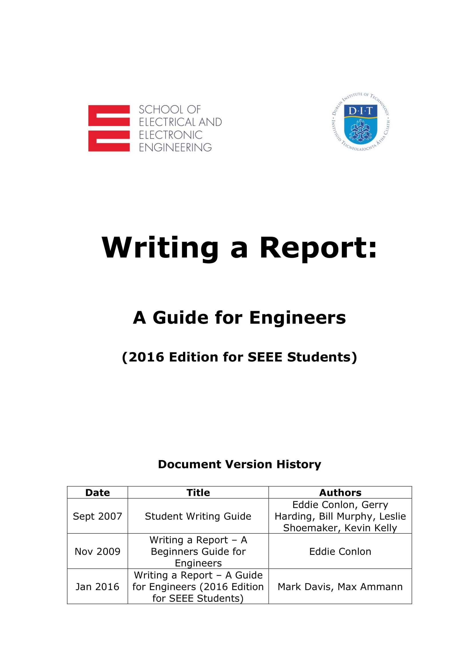 9+ Report Writing Example For Students - Pdf, Doc | Examples For Pupil Report Template