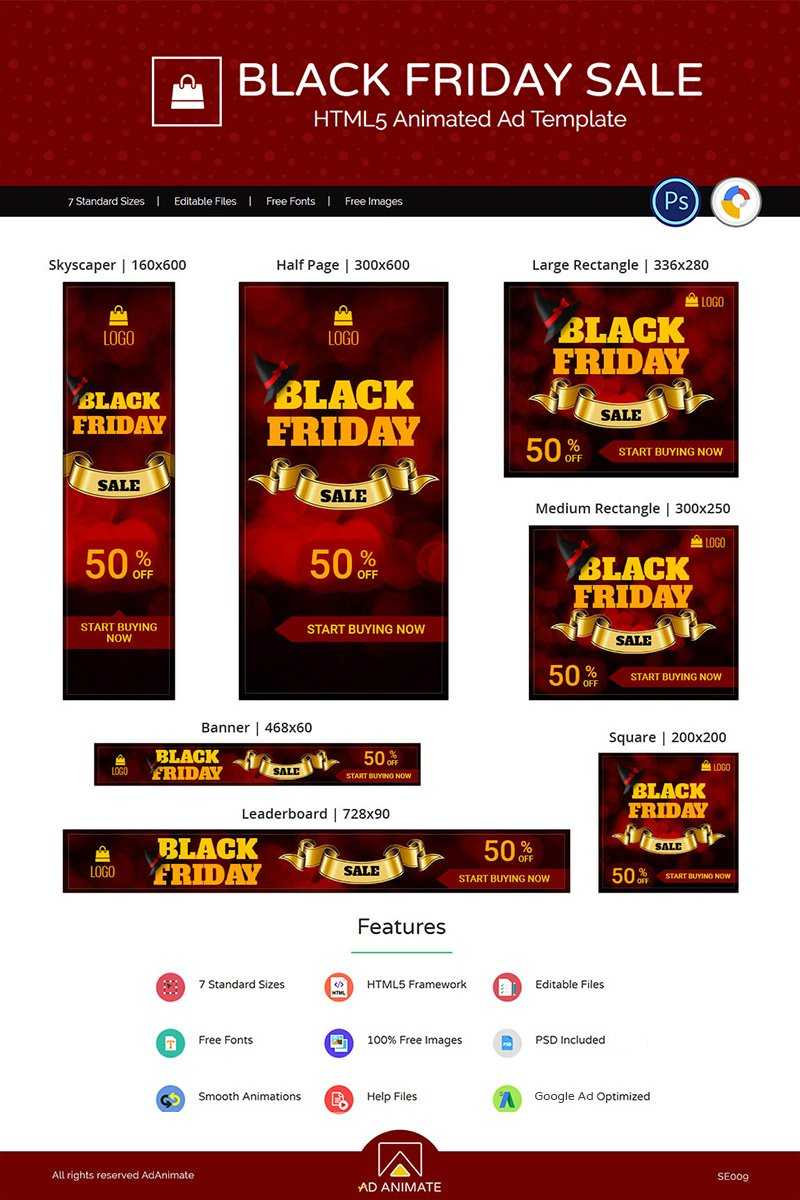 Animated Banners Within Animated Banner Templates
