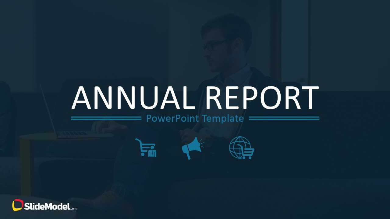 Annual Report Template For Powerpoint With Regard To Annual Report Ppt Template
