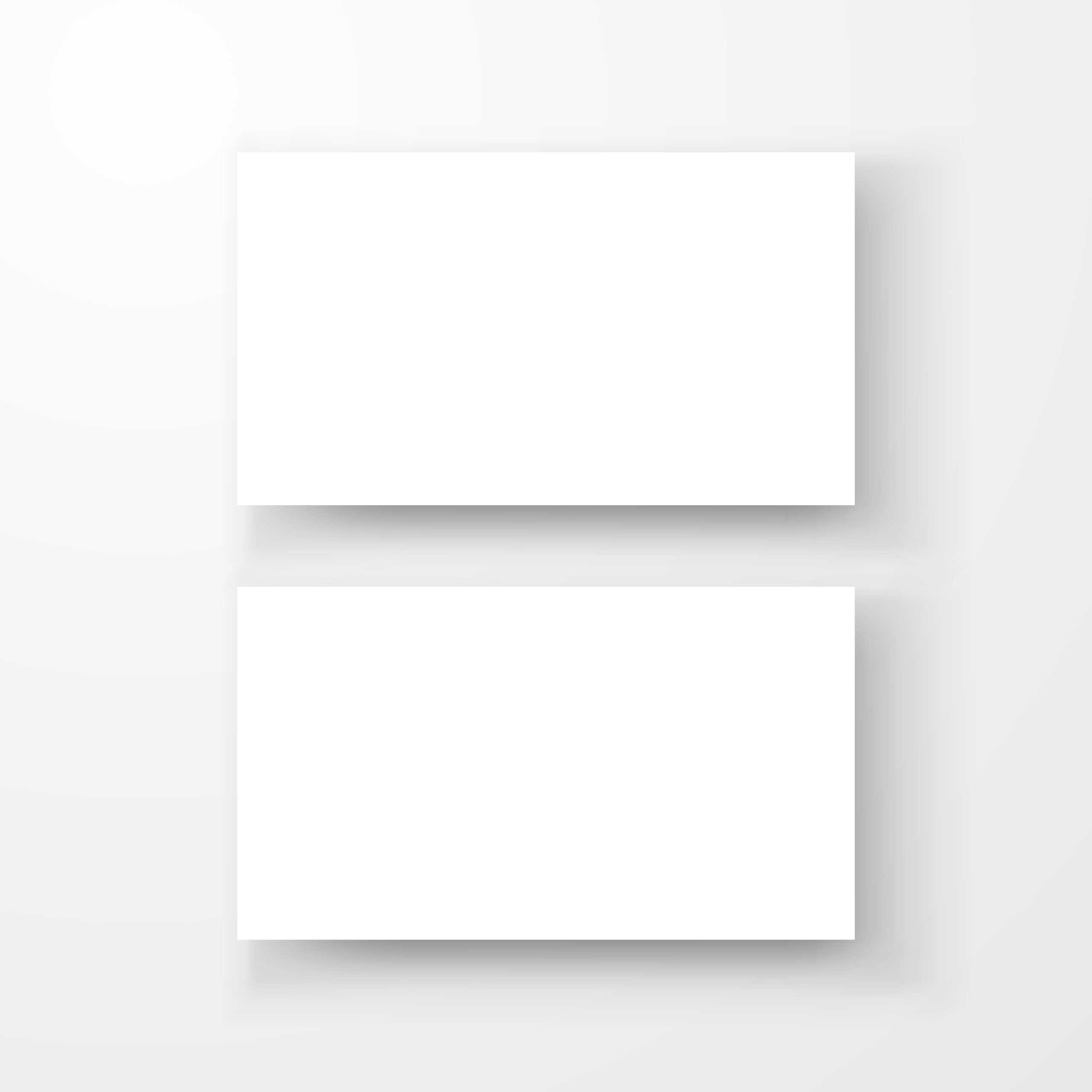 Blank Business Card Mockup Template Createdvector Intended For Blank Business Card Template Download