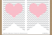 Diy Baby Shower Banner Template Free - 28 Images - Baby pertaining to Diy Baby Shower Banner Template