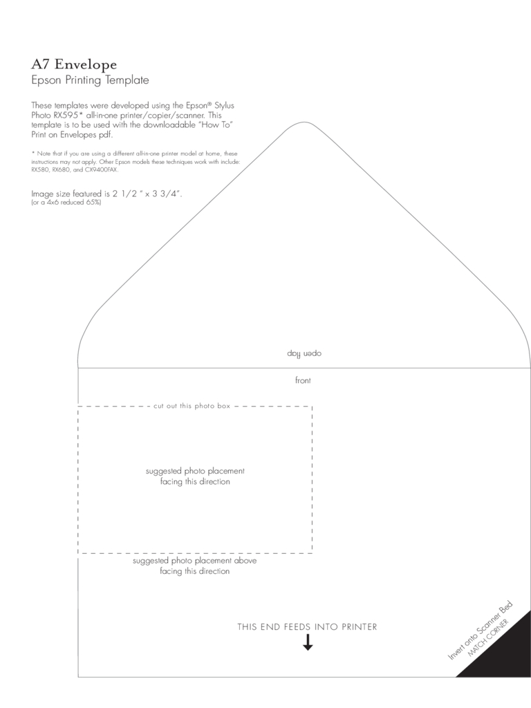 Envelope Templates - 321 Free Templates In Pdf, Word, Excel Inside Cd Liner Notes Template Word