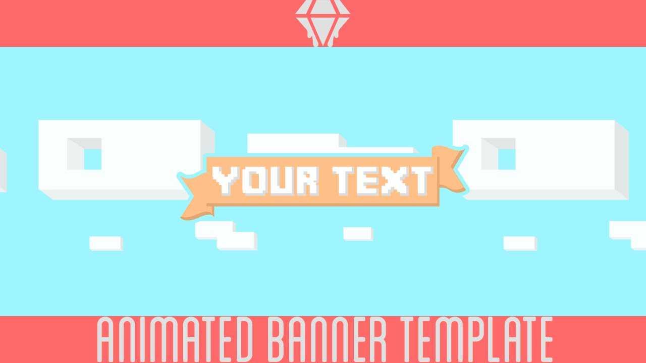 Free Animated Banner   Template   Liquiddiamondd With Regard To Animated Banner Template