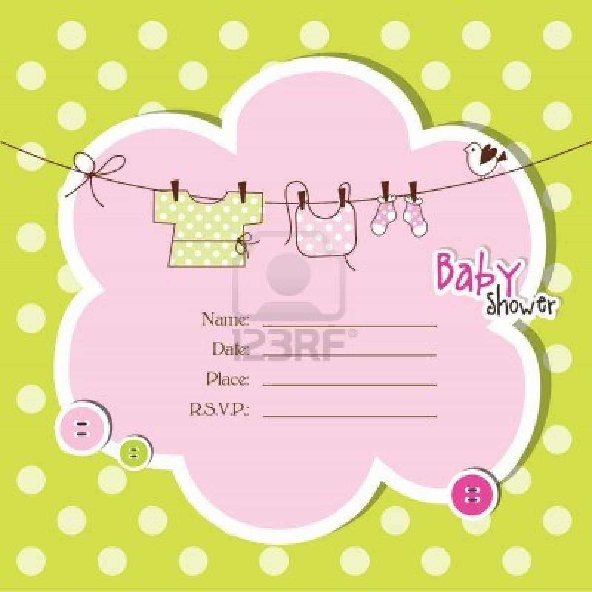 Free Baby Shower Invitations | Free Printable Baby Shower Throughout Free Baby Shower Invitation Templates Microsoft Word