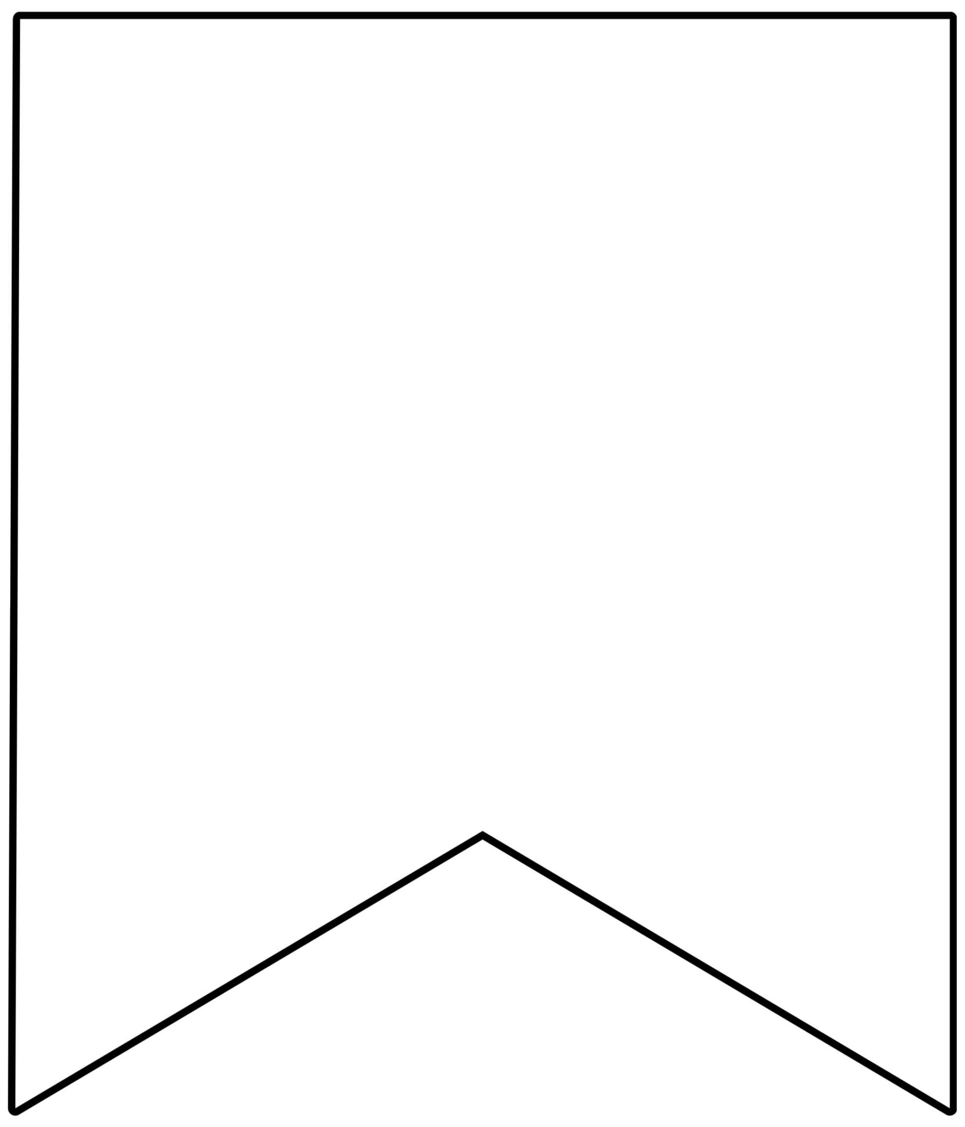 Free Printable Banner Templates {Blank Banners} - Paper Intended For Homemade Banner Template