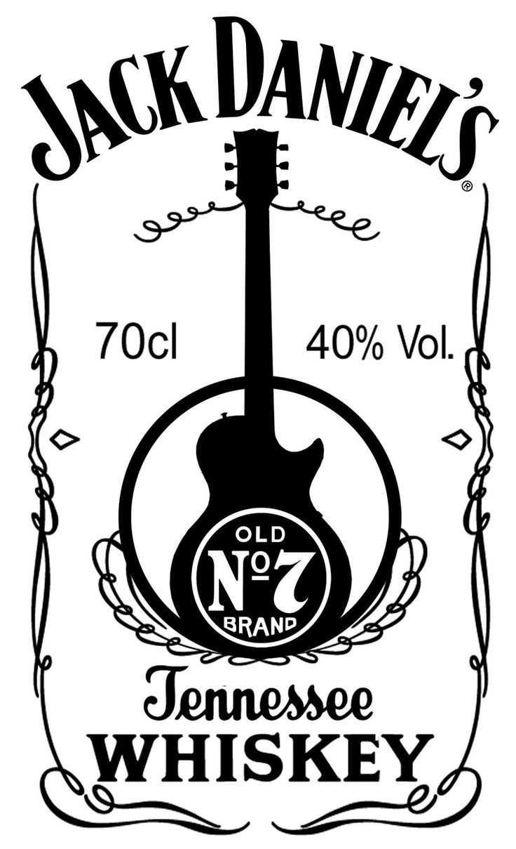 Jack Daniels Logo Template – Karati.ald2014 Throughout Blank Jack Daniels Label Template