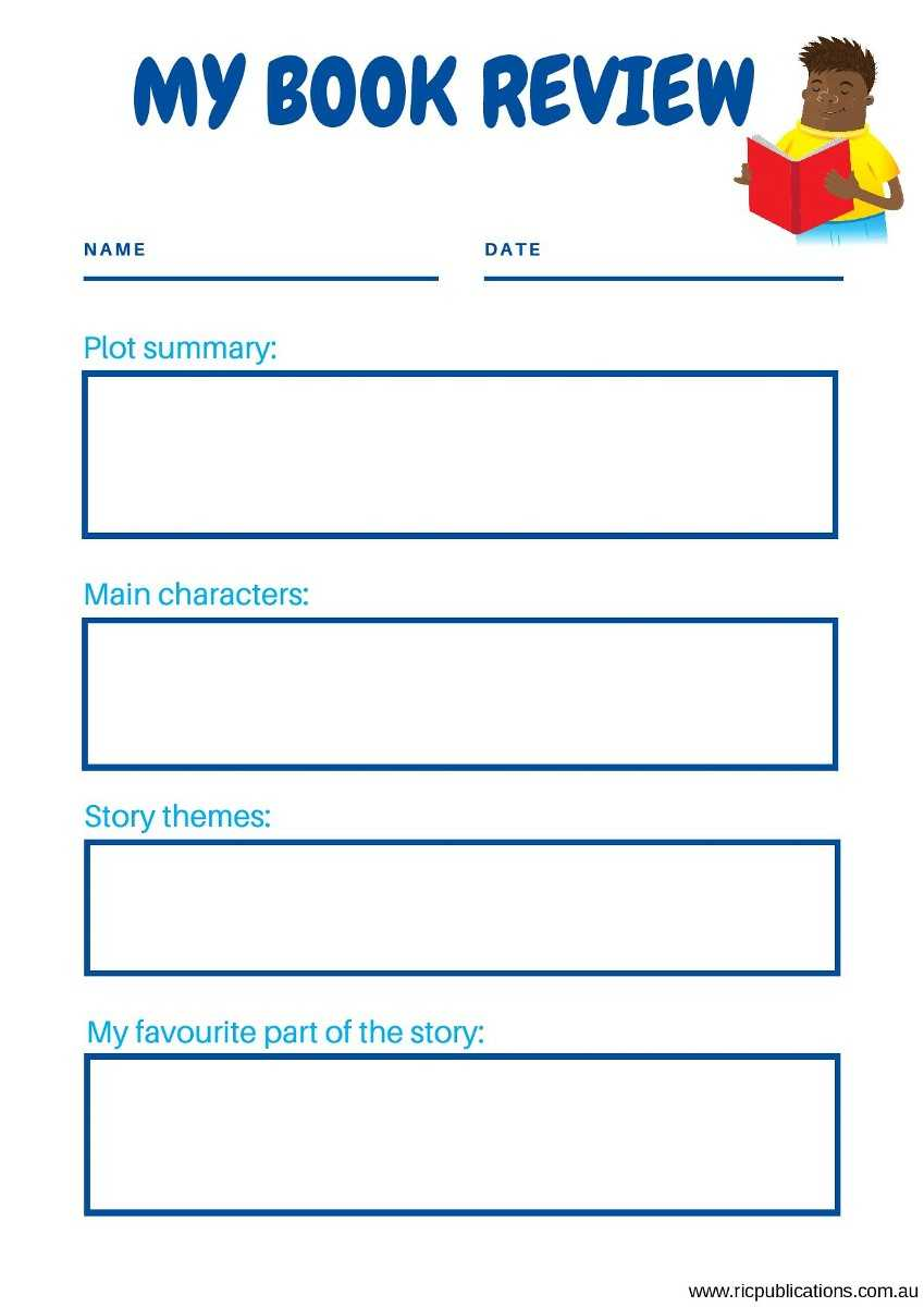 My Favorite Part Of The Story Template - Karati.ald2014 With Regard To Sandwich Book Report Printable Template