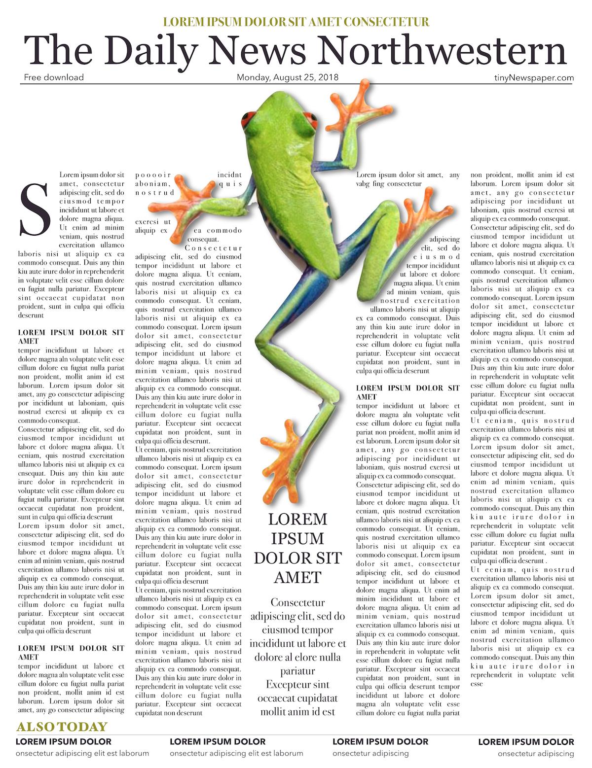 Newspaper Report Template Regarding News Report Template