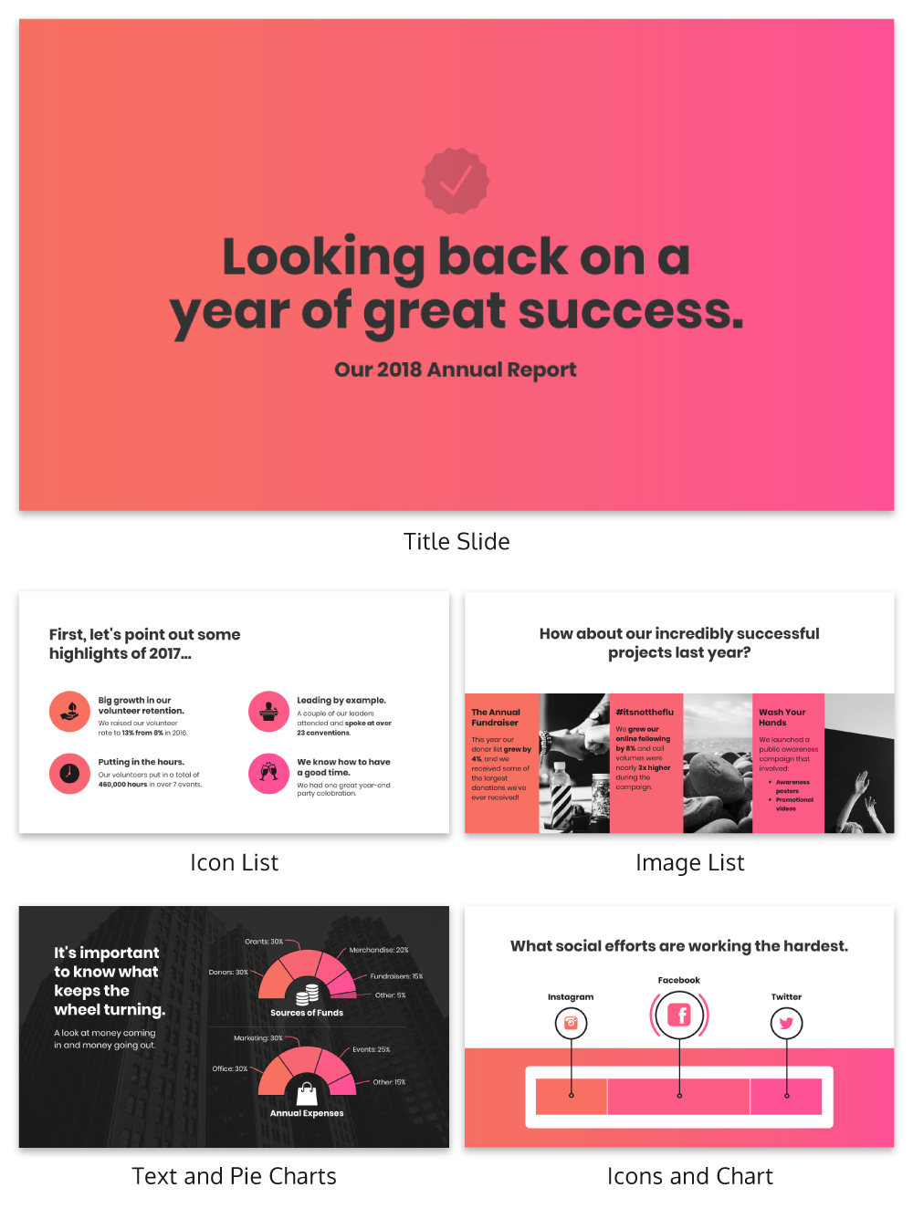 Nonprofit Annual Report Inside Nonprofit Annual Report Template
