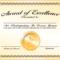 Png Certificates Award Transparent Certificates Award Inside Blank Certificate Templates Free Download