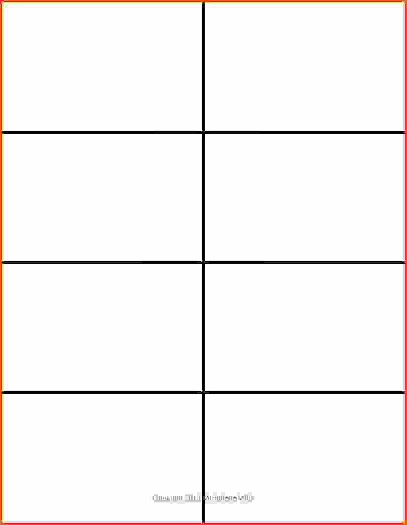 Printable Flashcards Template – Karan.ald2014 Intended For Flashcard Template Word