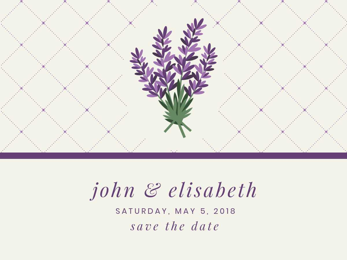 Save The Date   Banner Template Throughout Save The Date Banner Template
