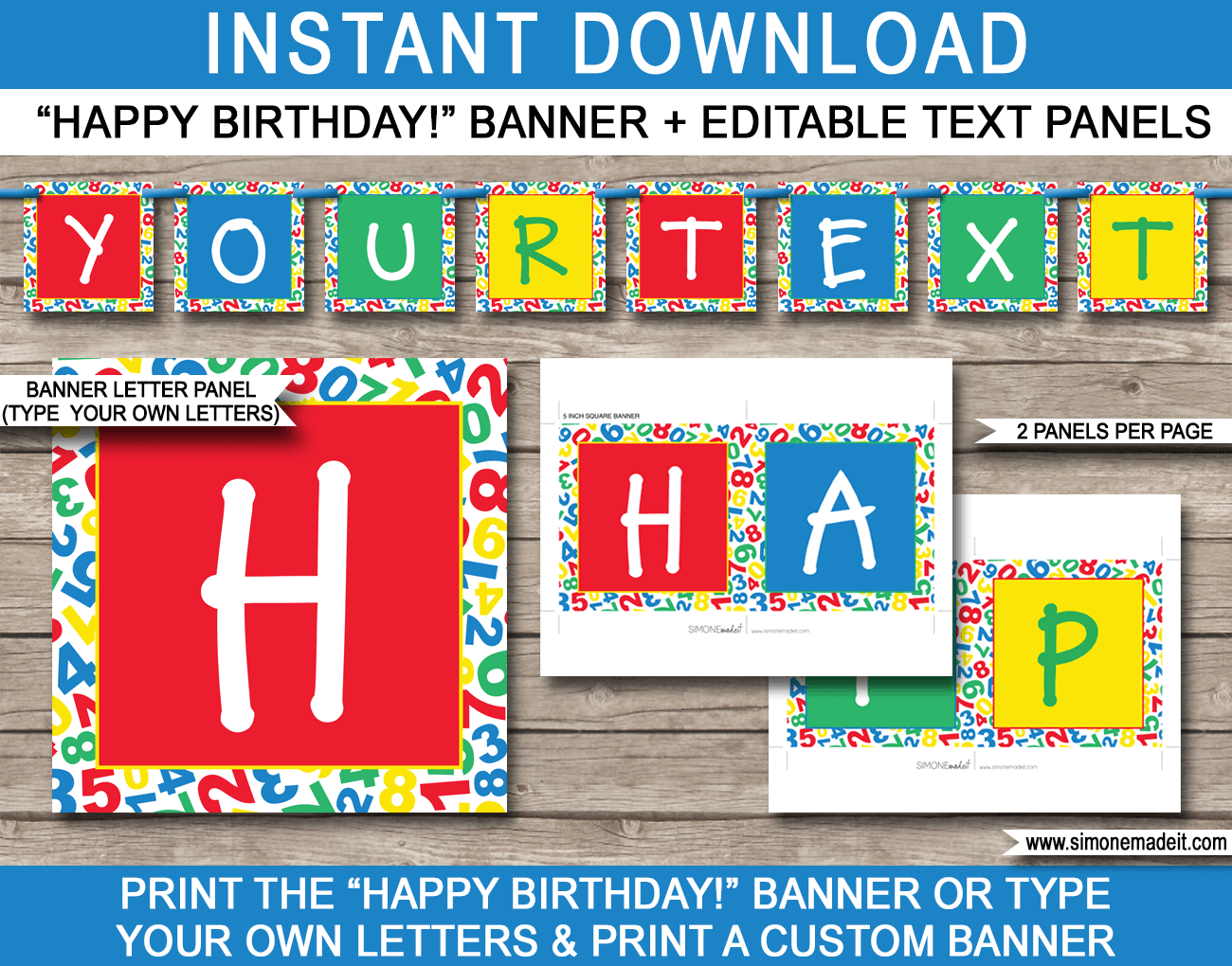 Sesame Street Party Banner Template Within Sesame Street Banner Template